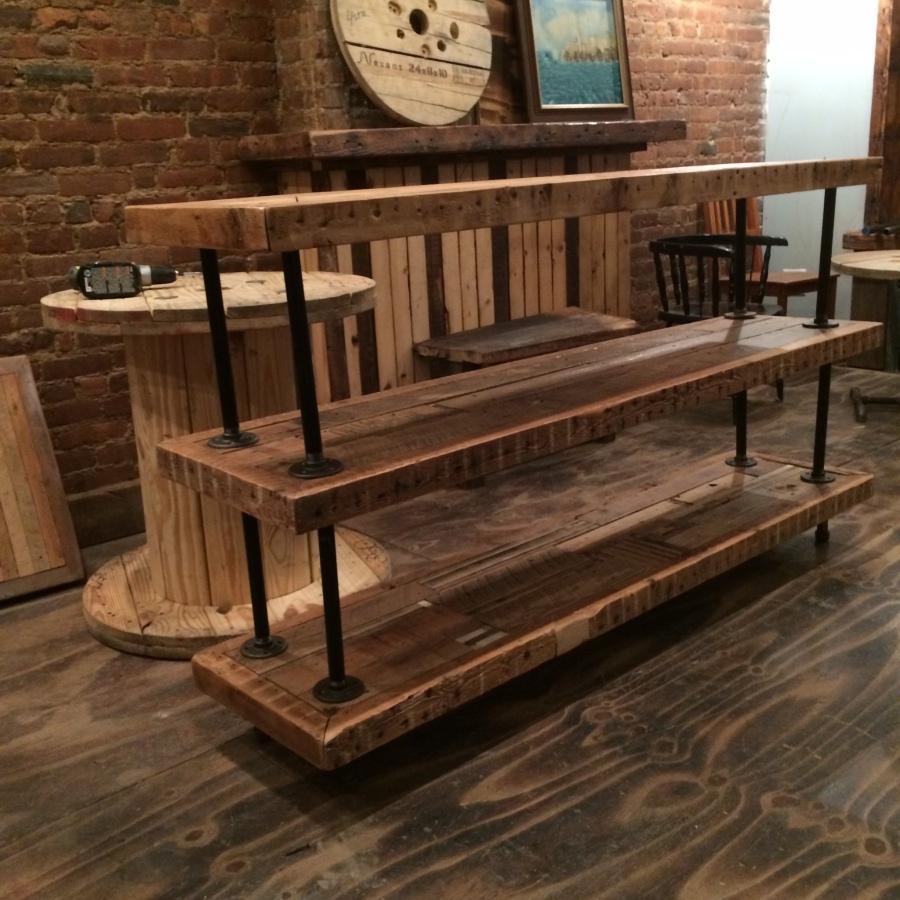 Reclaimed Wood Brooklyn WB Designs - Reclaimed Wood Brooklyn WB Designs